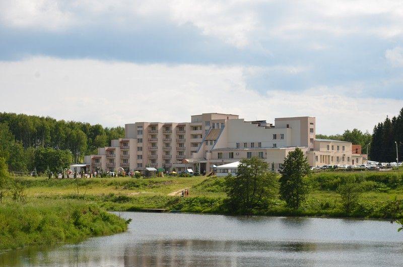 Олимп парк-отель
